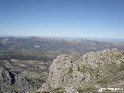 Sierras Subbéticas;Priego de Córdoba;los senderos que ver en madrid alpinismo rutas y excursiones
